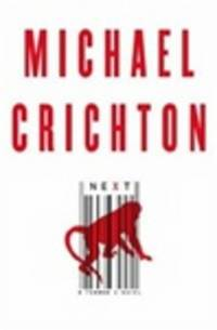image of Crichton, Michael | Next | Signed First Edition Copy