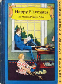 image of Happy Playmates : Outline Pictures for Coloring with Stories for Children