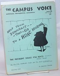 image of The Campus Voice [two issues: 16 and 19]