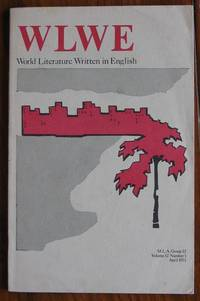 image of World Literature Written in English MLA Group 12, Volume 12, Number 1,  April 1973