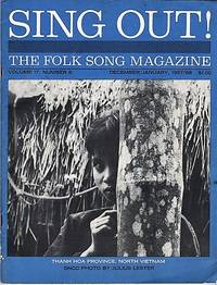 """""""SING OUT! THE FOLK SONG MAGAZINE"""", Volume 17, Number 6, December/January 1967/68"""