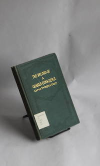 The Record of a Quaker Conscience : Cyrus Pringle's Diary