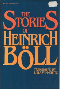 Stories Of Heinrich Boll, The