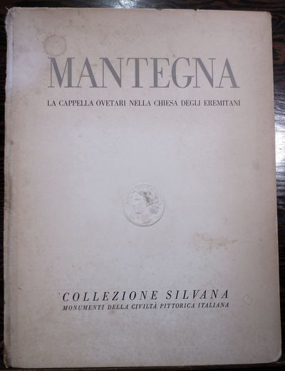 Milan: Edizioni D'Arte Amilcare Pizzi, 1944. First edition. Hardcover. Backstrip worn and frayed, co...