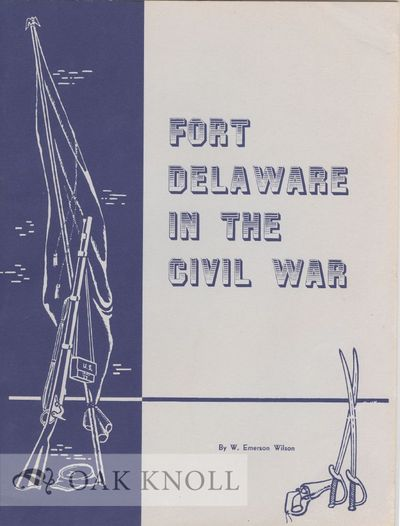 N.P.: Fort Delaware Society, 1960. stiff paper wrappers. small 4to. stiff paper wrappers. (16) pages...