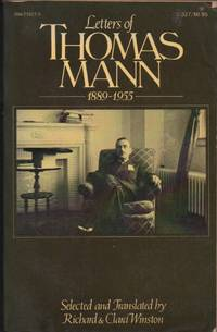 Letters of Thomas Mann, 1889-1955