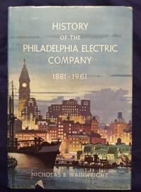 History of the Philadelphia Electric Company, 1881-1961