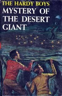 Mystery of the Desert Giant (Hardy Boys #40)