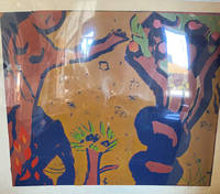 image of Original Wall Painting by Artist Tracy Kram(?)