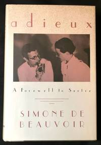 image of ADIEUX; A Farewell to Sartre / Translated by Patrick O'Brien