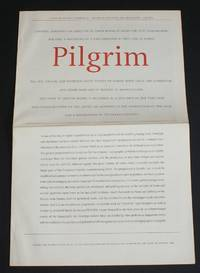 image of Linotype Matrix - Number 15, January 1953. 'Pilgrim' - A Linotype Series Based on a Type Face by Eric Gill