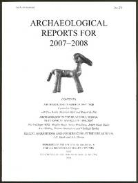 Archeological Reports for 2007-2008 (No 54)