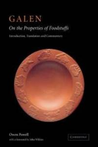 image of Galen: On the Properties of Foodstuffs