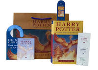 Harry Potter and the Order of the Phoenix - complete with promotional bag and other ephemera by  J K Rowling - First Edition - 2003 - from John Atkinson Books and Biblio.com