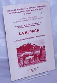image of La Alpaca; Enfermedades Infecciosas y parasitarias. Contrato U.N.M. de S.M.-Zona Agraria XII (Puno) del Ministerio de Agricultura