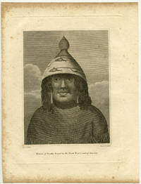 Woman of Nootka Sound, on the North West Coast of America