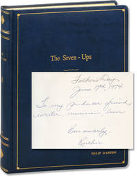 The Seven-Ups (Original screenplay for the 1973 film, presentation copy belonging to director Philip D'Antoni)