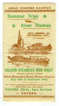 Summer Trips on the River Thames 1905