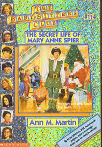 image of The Secret Life of Mary Anne Spier (Baby-Sitters Club #114)