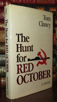 image of THE HUNT FOR RED OCTOBER 1st Issue