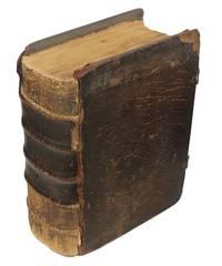 Biblia [= Bible]; Das ist; Die Heilige Schrift Altes und Neues Testaments ... des Dritten Buchs der Maccabear [= Old and New Testaments ... and the books of Maccabee]