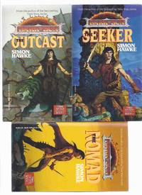 The Outcast ---with The Seeker ---with The Nomad:  Book 1, 2 & 3 of the Tribe of One ---3...