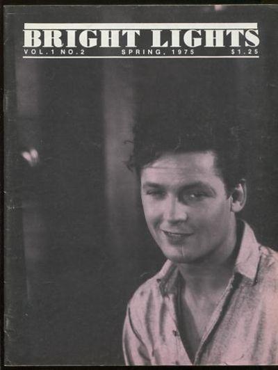 St. Bernard OH: Gary Morris. Near Fine. 1975. (Vol. 1, No. 2). Stapled wraps. . (B&W photographs) Cr...