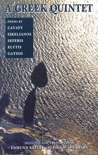 image of A Greek Quintet - Poems