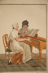 Amsterdam: Chez E. Maaskamp, 1811. Second Edition. Full Calf. Near Fine. With 21 hand-colored plates...