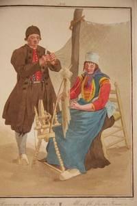 Afbeeldingen van de Kleedingen, Zeden en Gewoonten in Holland, Met Den Aanvang Der Negentiende Eeuw.