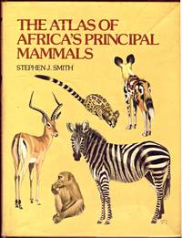 image of THE ATLAS OF AFRICA'S PRINCIPAL MAMMALS