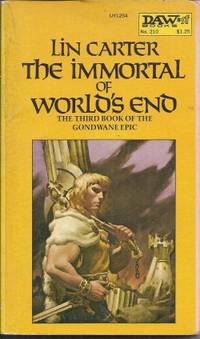 THE IMMORTAL OF WORLD'S END: Gondwane Epic #3