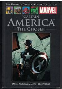CAPTAIN AMERICA The Chosen - the Marvel Ulitimate Graphic Novel  Collection, Volume 54