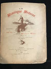 image of Le Monologue Moderne
