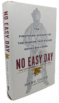 image of NO EASY DAY :  The Autobiography of a Navy Seal: the Firsthand Account of  the Mission That Killed Osama Bin Laden