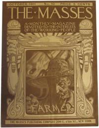 The Masses: Farmer. Vol. 1, No. 10. October 1911.
