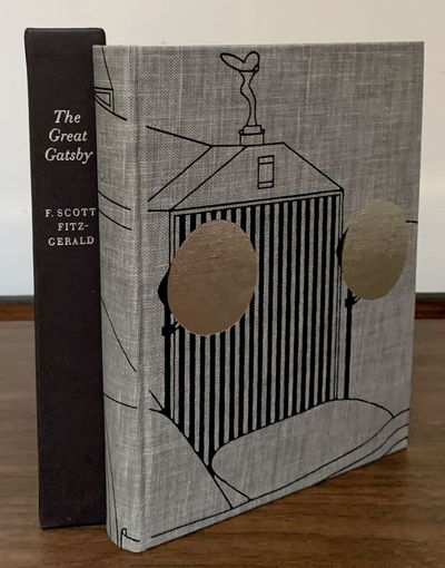 Lunenberg: Limited Editions Club, 1980. Hardcover. Orig. decorated gray pebble grained cloth stamped...