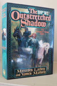 THE OUTSTRETCHED SHADOW  (DJ protected by clear, acid-free mylar cover)