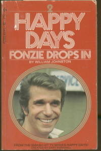 image of FONZIE DROPS IN-HAPPY DAYS VOLUME 2