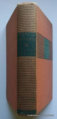Texts & Pretexts: An Anthology with Commentaries