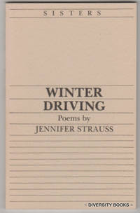 WINTER DRIVING : Poems by Jennifer Strauss  (Signed Copy)