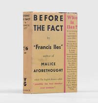 collectible copy of Before the Fact