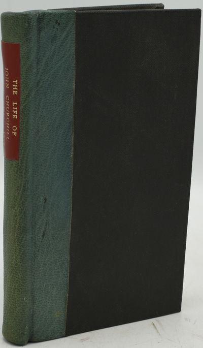 : Printed for G. Wright, 1758. First Edition. Quarter Leather. Very Good binding. A biography of Joh...