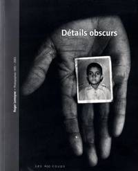 Détails obscurs by Collectif - Paperback - 2016 - from davidlong68 and Biblio.co.uk