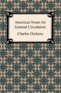 image of American Notes for General Circulation