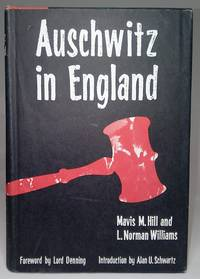 image of AUSCHWITZ IN ENGLAND; A RECORD OF A LIBEL ACTION