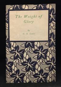 image of The Weight of Glory (Publisher series: Little Books on Religion.)