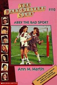 image of Abby the Bad Sport