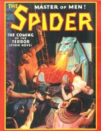THE COMING OF THE TERROR: THE SPIDER #36