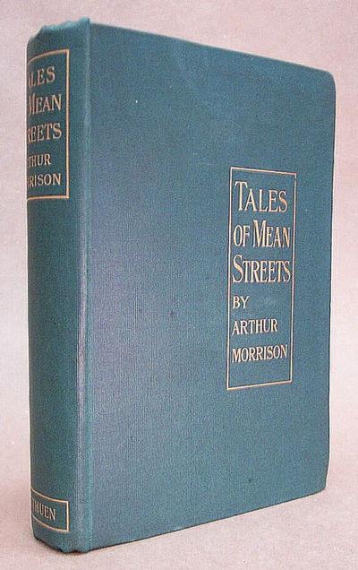 London: Methuen & Co., 1894. Octavo, pp. 8-25 31-301 + 32-page publisher's catalogue dated